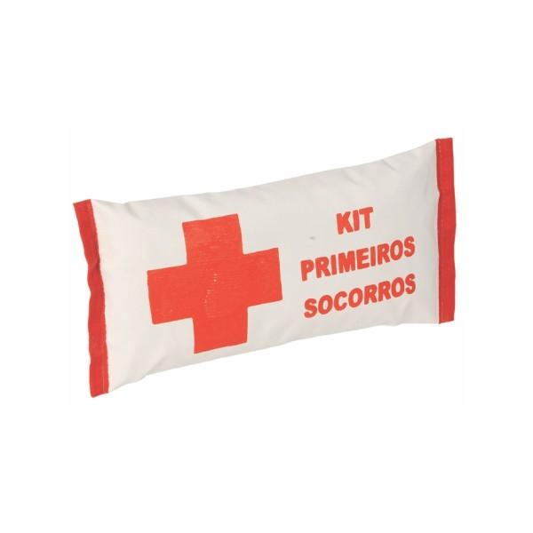 Bolsa de Bagum Branca para Kit SOS - Silkada
