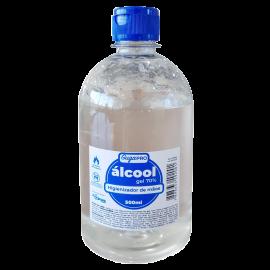 Álcool em Gel Antisséptico p/ Mãos - 500ml