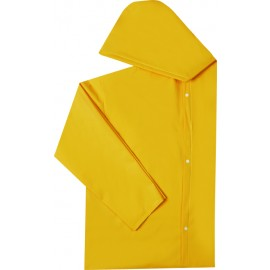 Capa de Chuva Forrada - Amarela - MAX