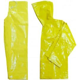 Conjunto (Jaqueta + Calça) PVC Amarelo - KP 400