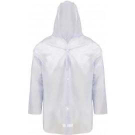 Jaqueta de PVC - Laminado - Cristal - G