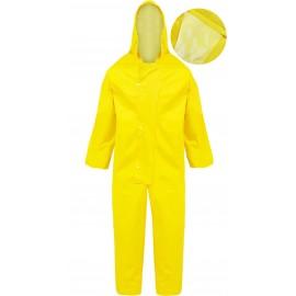 Macacão de Pvc - Forrado - Amarelo