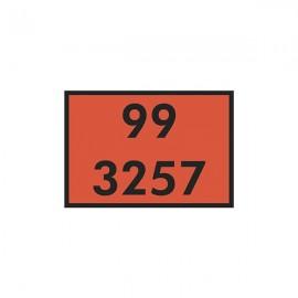 Placa Numerologia