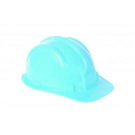 Capacete de Segurança PLT - Azul Claro