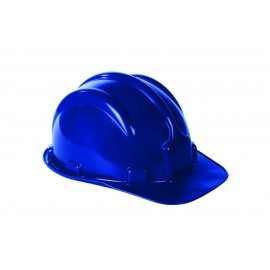 Capacete de Segurança PLT - Azul Escuro
