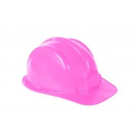 Capacete de Segurança PLT - Rosa