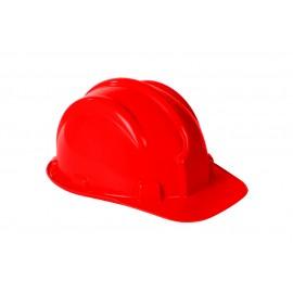 Capacete de Segurança PLT-Vermelho